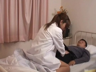 Hot Japanese Doctor Has Copulation Part2