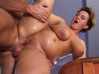Big Tits European German Hardcore  Natural