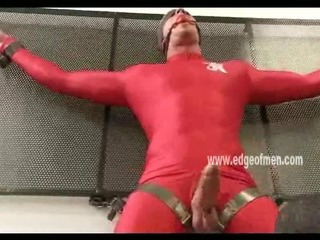 Horny Man Gets His Cock Teased And Massaged Profesionally By A Dominat...