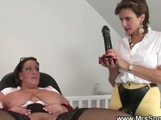 Dildo Lesbienne   Strap-on Speeltje