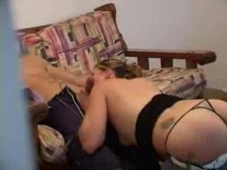 Spying on my roommate fucking his girfriend