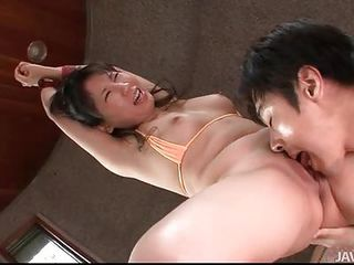 Asian Bondage  Japanese Licking Teen