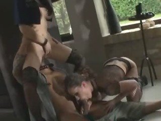 Babe Blowjob Femdom Fetish Stockings