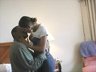 Amateur Homemade Interracial Kissing Latina Teen