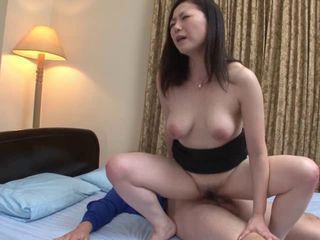 Asian Japanese Mature Riding