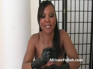 Black Goddess Sonya Gives Pov Tease And Denial Handj...