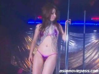 Asian Bikini Dancing Japanese Teen
