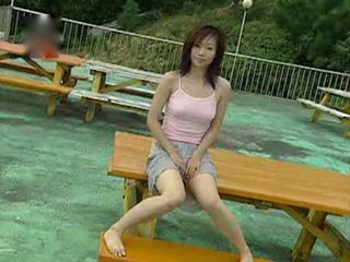 Asian Outdoor Teen