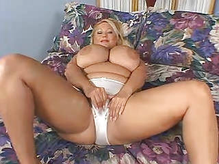 Big Tits Masturbating Mature Panty