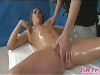 Great pussy massaging for bea...