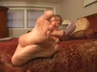 Mature Ladys sexy Soles...
