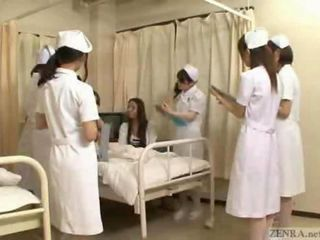 Asian Doctor Japanese Nurse Uniform