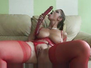 Dildo  Pussy  Stockings Toy