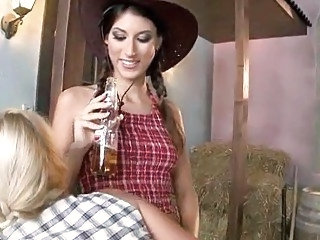 Naughty cowgirls