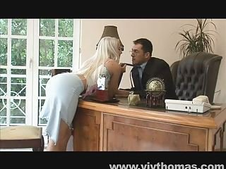 Facial European Wife