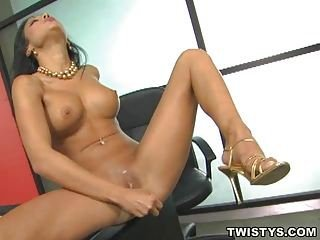 Maya Gates is as horny as they come