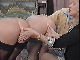 Ass Lesbian  Stockings Vintage