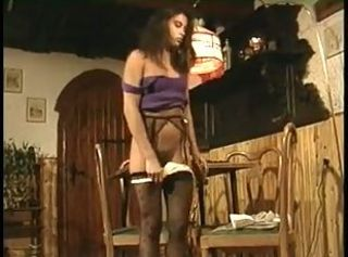 Amazing European Italian Lingerie Stockings Stripper Teen Vintage