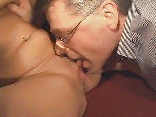Daddy Licking Old and Young