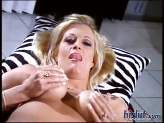 Brooke is hungry for cock