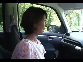 Asian Car Mature Public