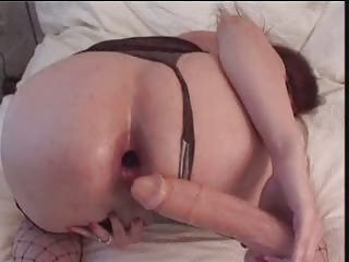 Farrah Mills - Big Dildo Fun Part 2