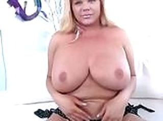 Huge boobs shemale Holly Sweet cums hard _: big