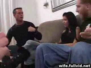 Housewife Sucks Cock