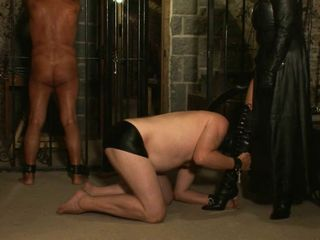 a mistress trains will not hear of slaves
