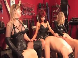 Four mistress with three slave