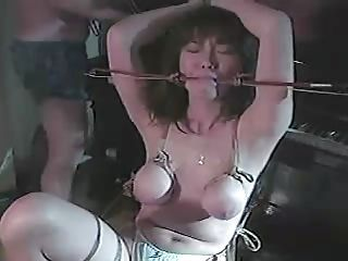 Japanese Girl Spanked and Whipped 2
