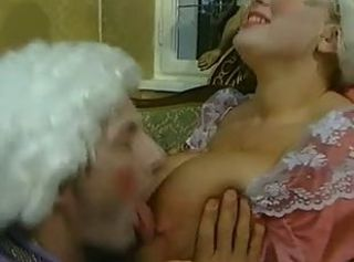 Big Tits Fantasy  Natural Nipples Vintage