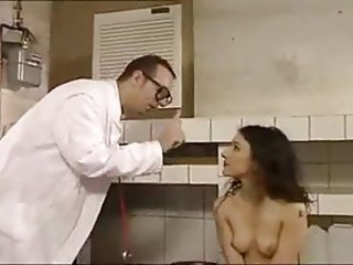 Doctor European German Teen