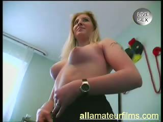 European amateur slut