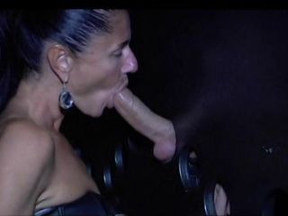 Blowjob European French Gloryhole