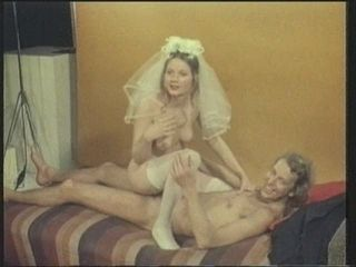 Bride Stockings Teen Vintage