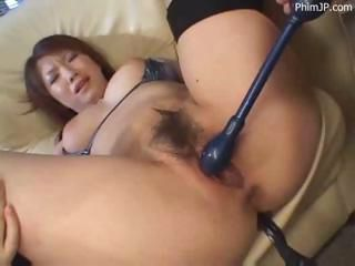 Asian  Hairy Teen Toy