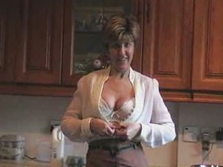 Kitchen Mature Stripper