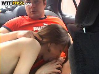 Blowjob Car Teen