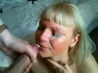 Amateur Facial 147