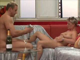 Amateur Drunk European German Mature