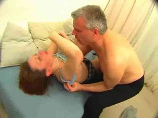 daddy Gives young girl A Cream Pie !