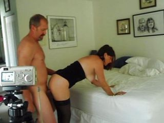Amateur Doggystyle Homemade MILF Older Wife