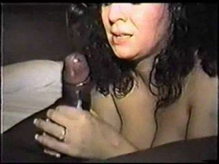 Amateur Cumshot Handjob Homemade Interracial Wife