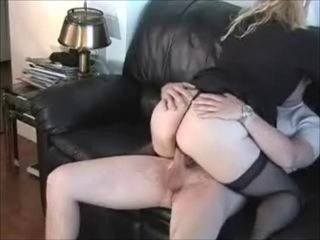 Chubby Creampie Girlfriend Stockings