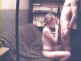 HiddenCam Vintage Wife