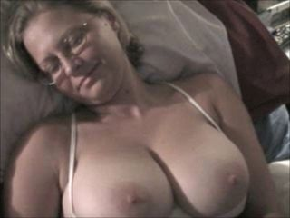 Big Tits Glasses  Wife