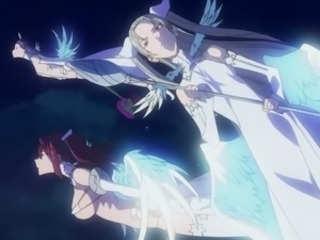 Angelic White Magical Girls