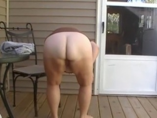 Amateur Ass Mature Nudist Outdoor