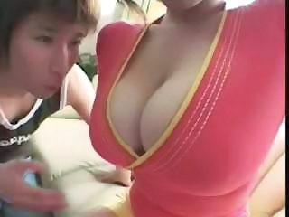 Asian Big Tits Clothed Extreme